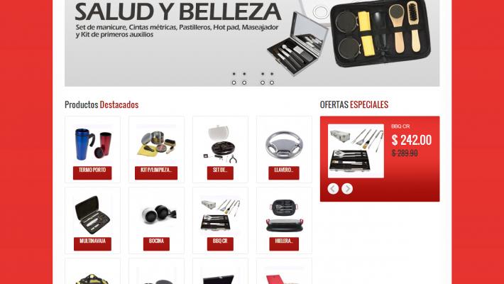Catalogo virtual de Market four you