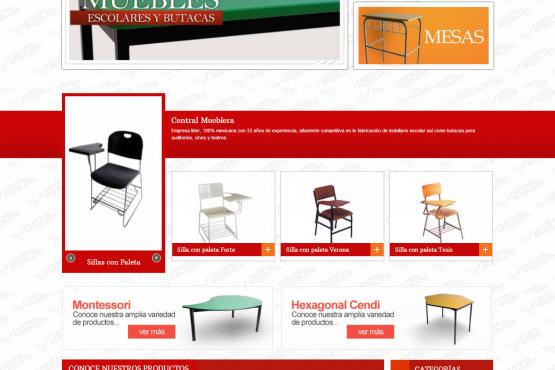 Catalogo virtual de Central Mueblera