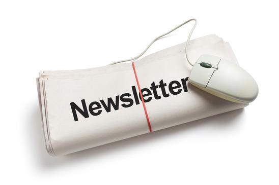Un newsletter para tu tienda web