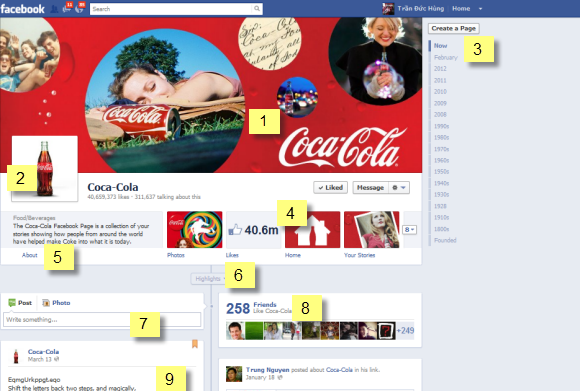 facebook-fanpage-timeline